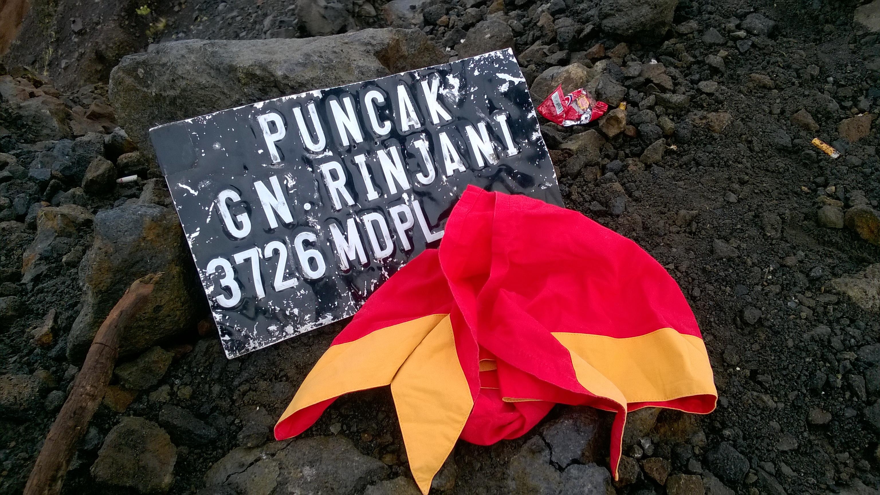 Rinjani – 28 Desember 2014